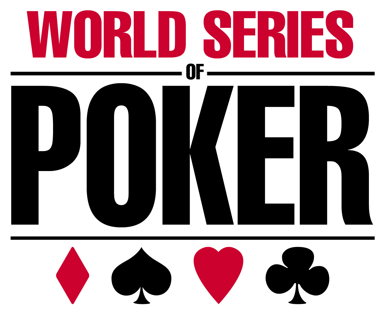wsop logo - world series of poker logo - big poster size