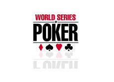 world series of poker logo - with shadow