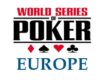 wsope logo - world series of poker europe