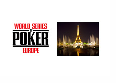 World Series of Poker Europe - Paris