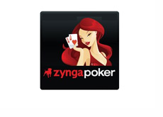Zynga Poker Facebook Ad